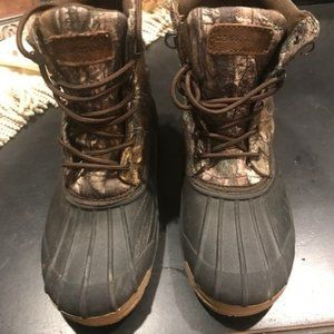 Ozark Trail Almost New Men's Boys Size 5 Boots